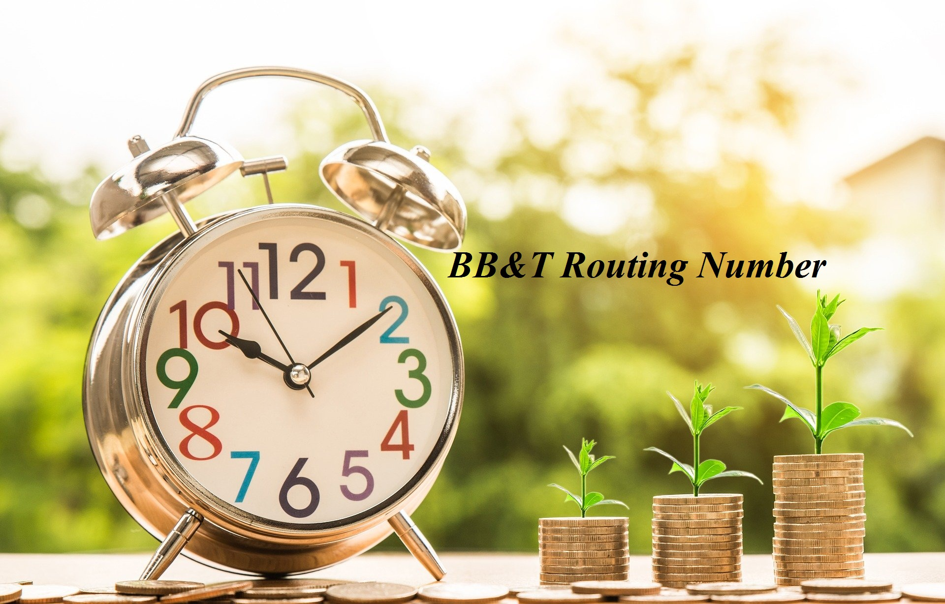 BB&T Routing Number