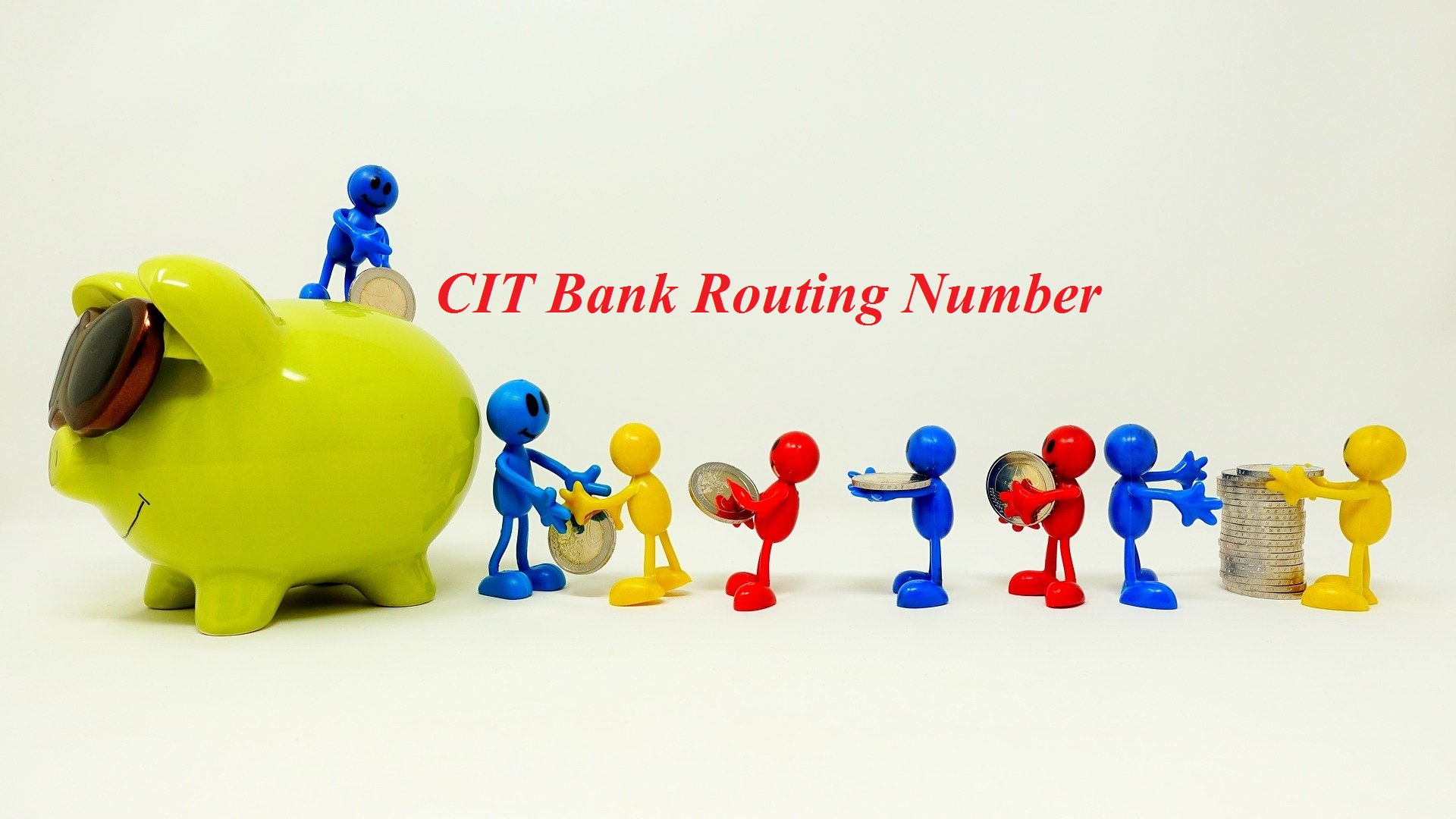 CIT Bank Routing Number