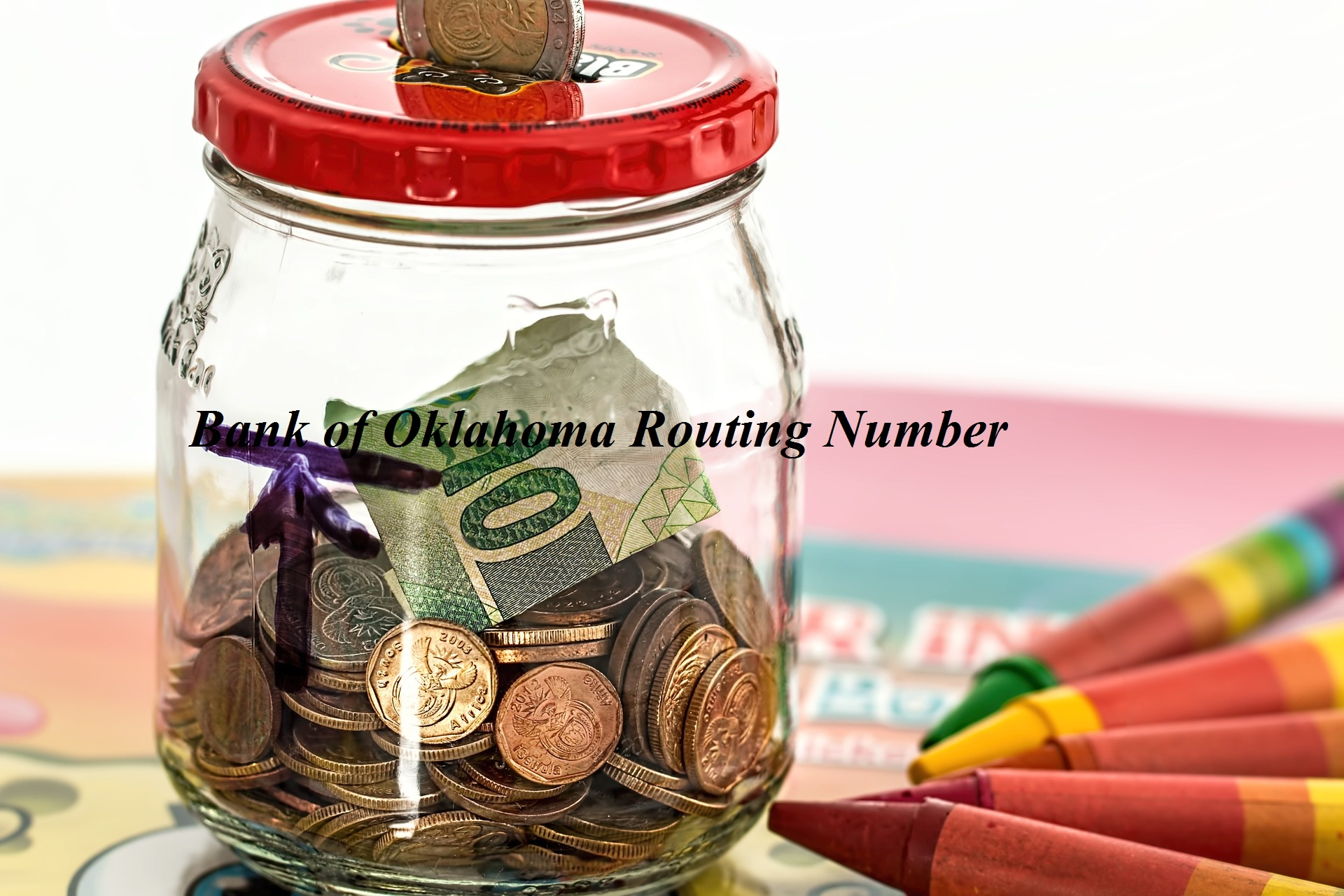 Bank of Oklahoma Routing Number