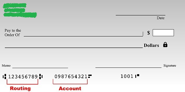 Busey Bank Routing Number