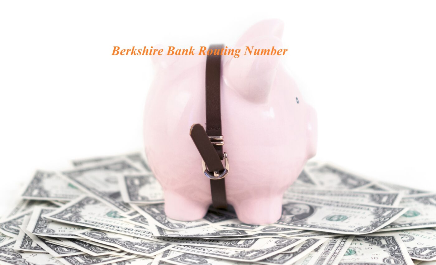 Berkshire Bank Routing Number