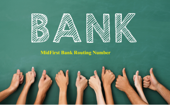 MidFirst Bank Routing Number