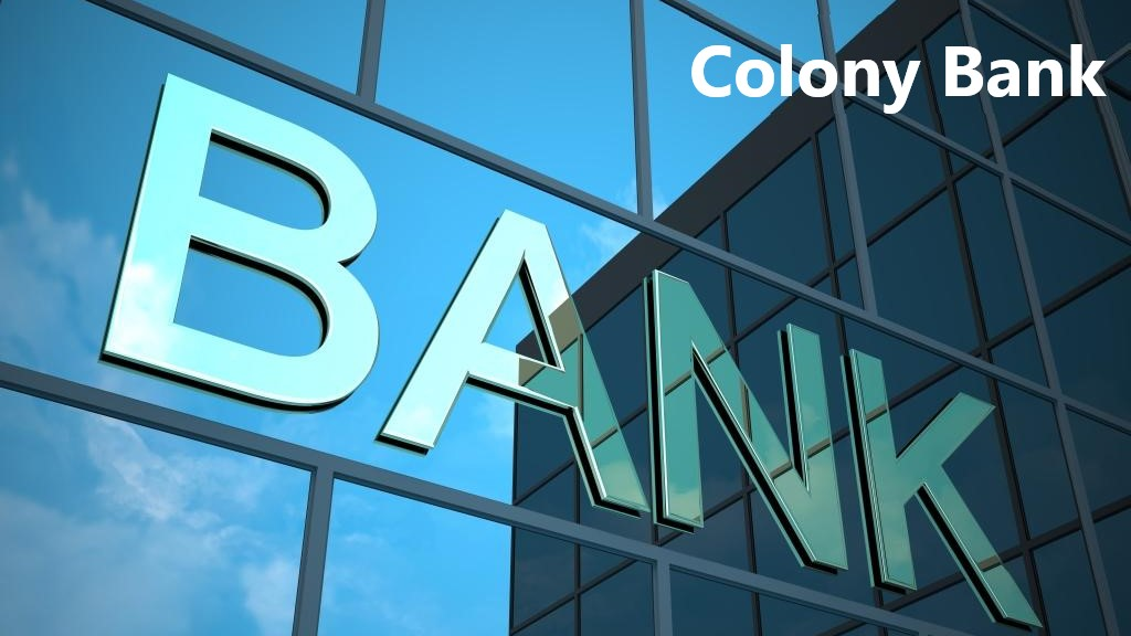 Know Your Colony Bank Routing Number