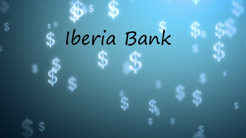Iberia Bank Routing Number