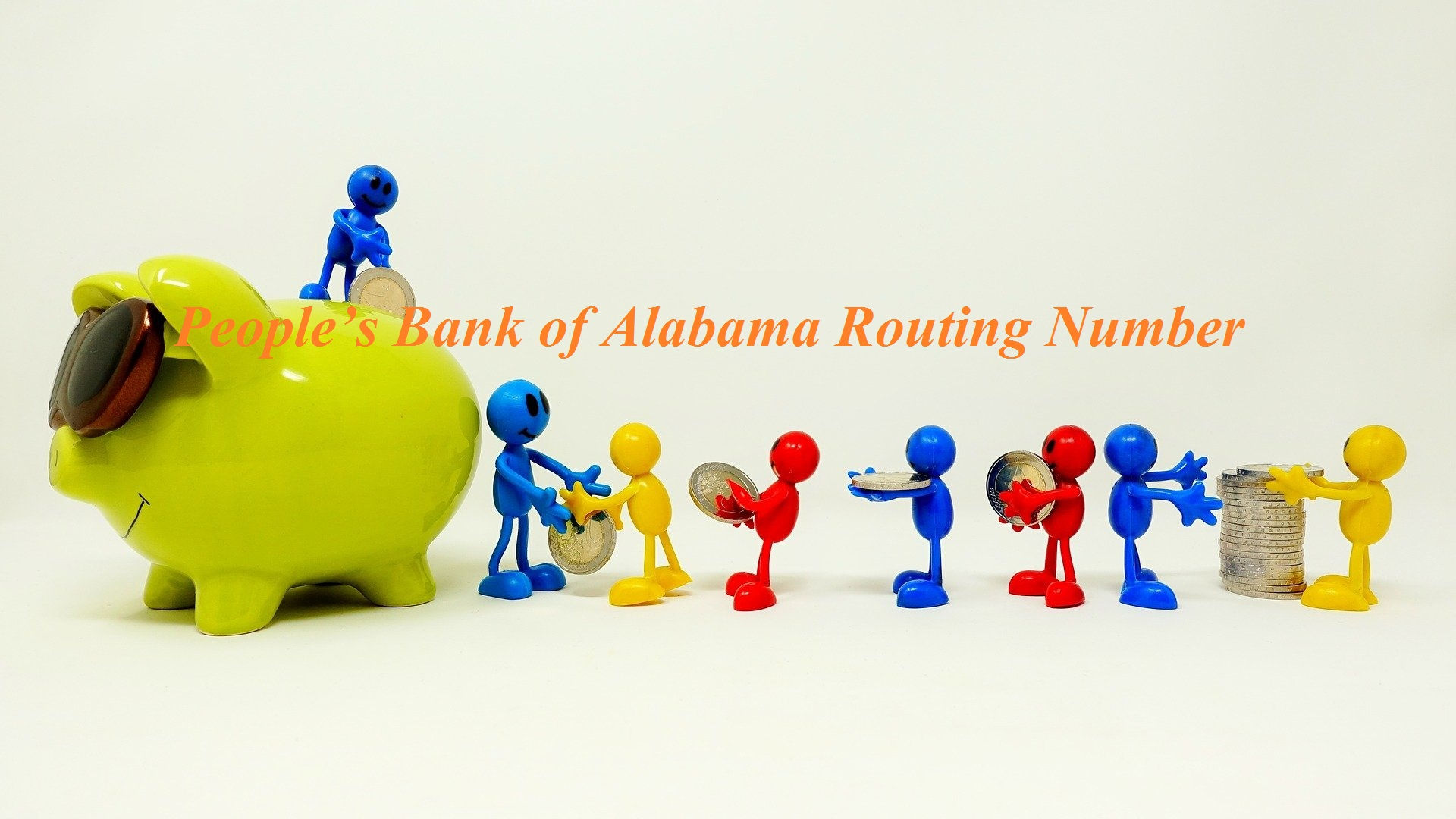 People's Bank of Alabama Routing Number