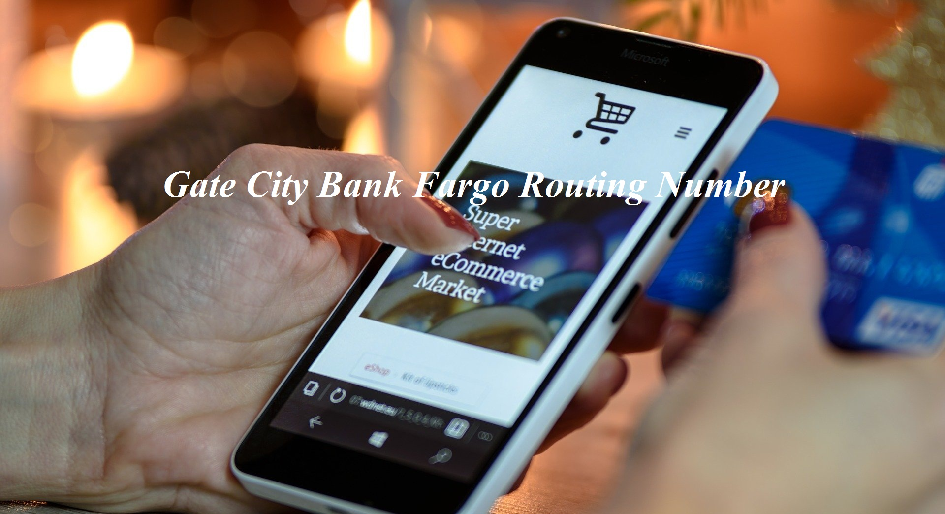 Gate City Bank Fargo Routing Number