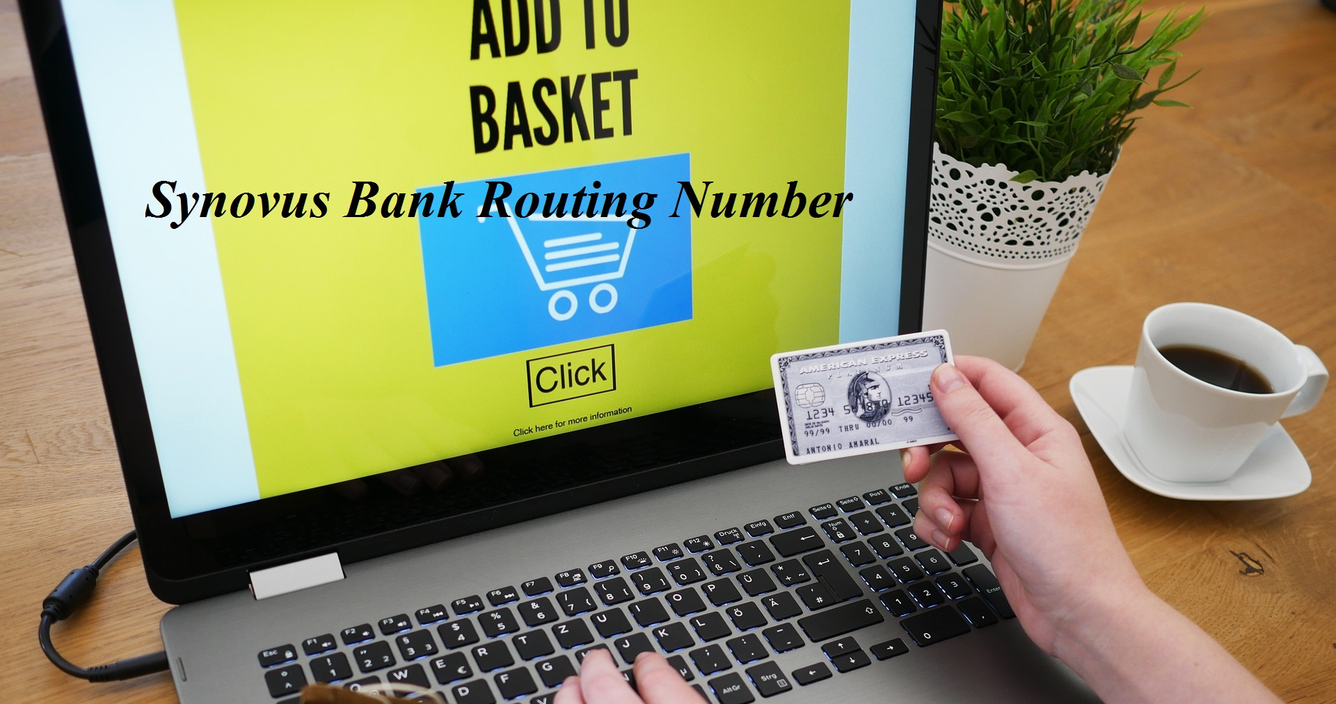 Synovus Bank Routing Number