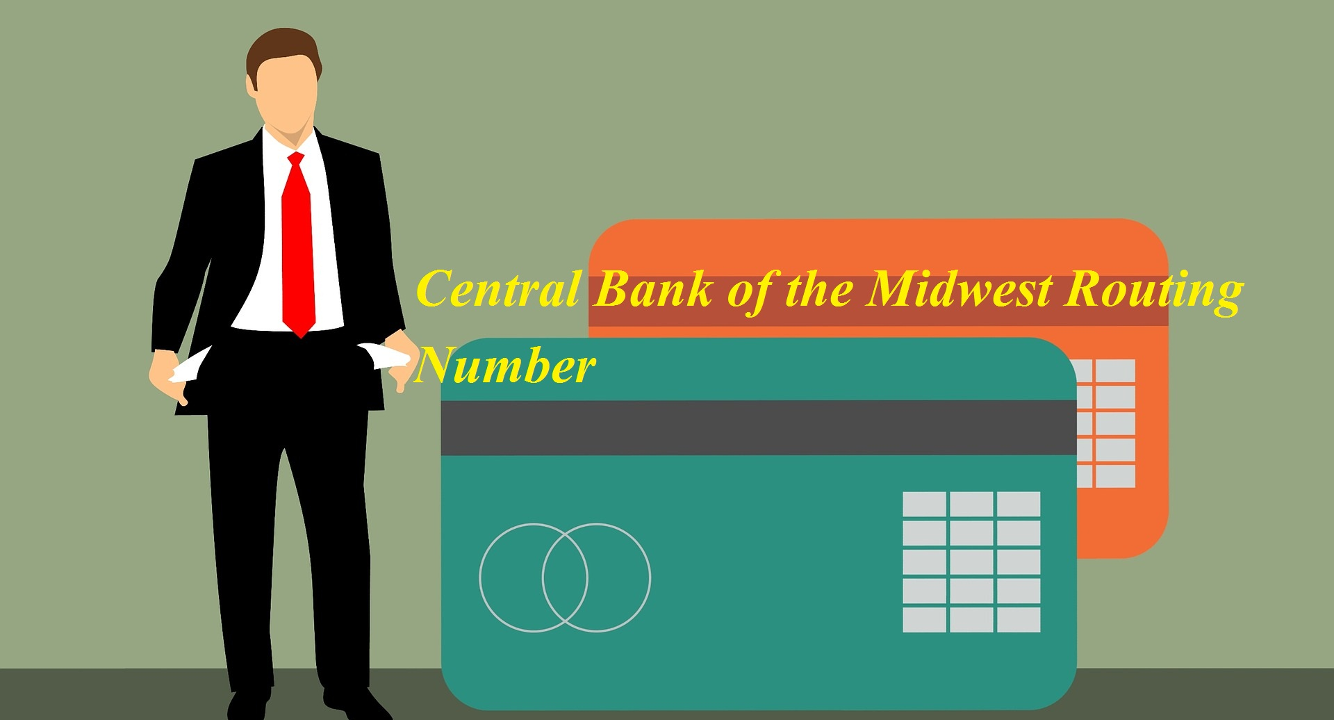 Central Bank of the Midwest Routing Number