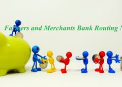 Farmers and Merchants Bank Routing Number