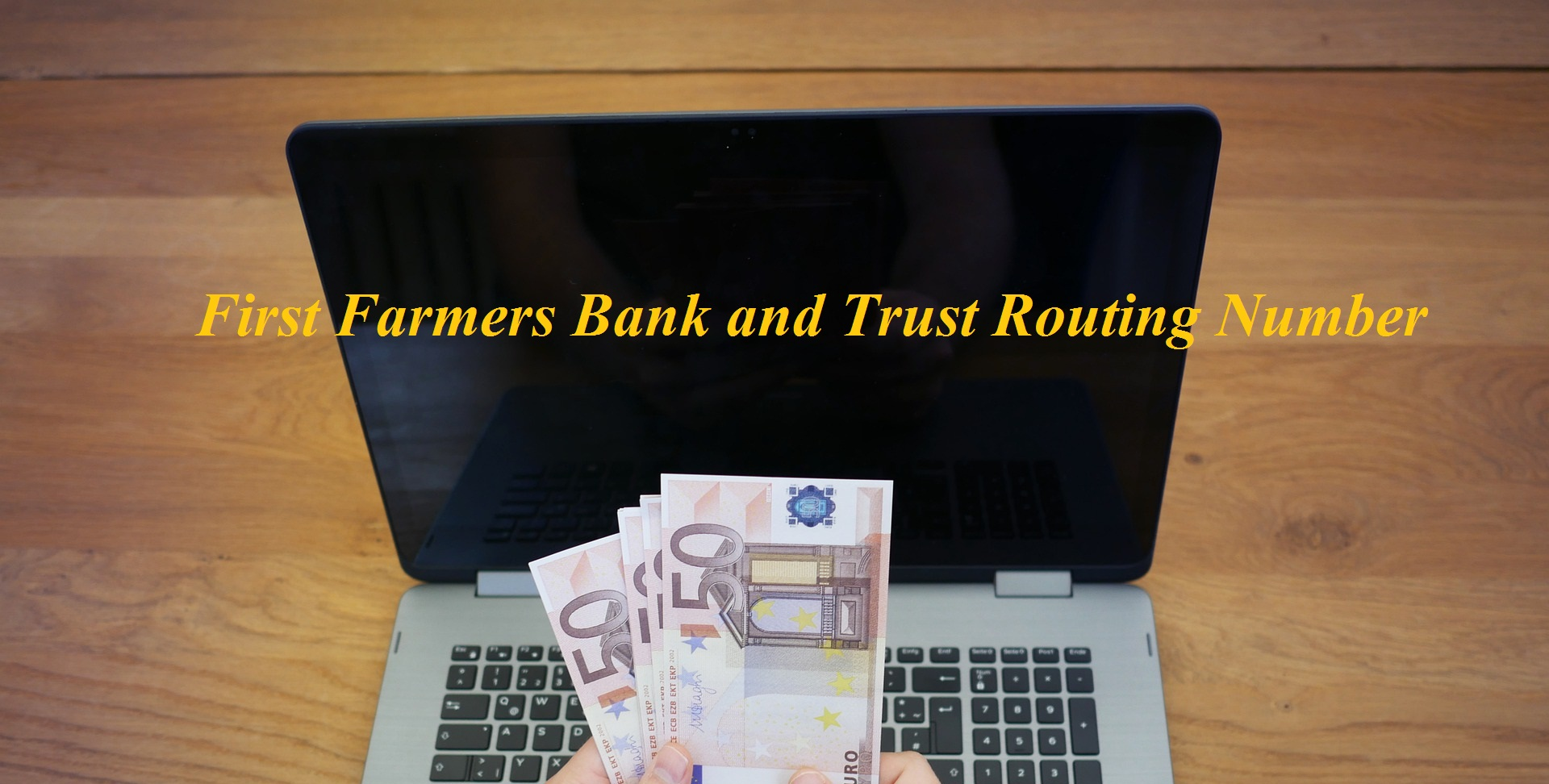 First Farmers Bank and Trust Routing Number